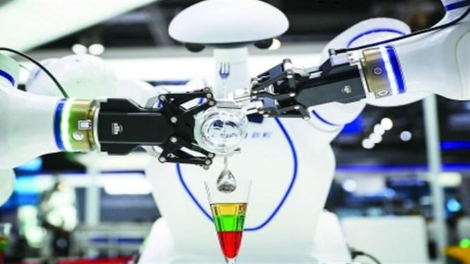 endustriyel robot