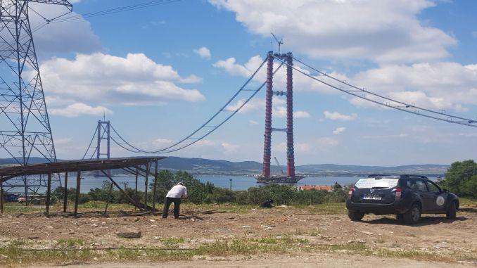 1915 Çanakkale Köprüsü ve Otoyol Projesi'