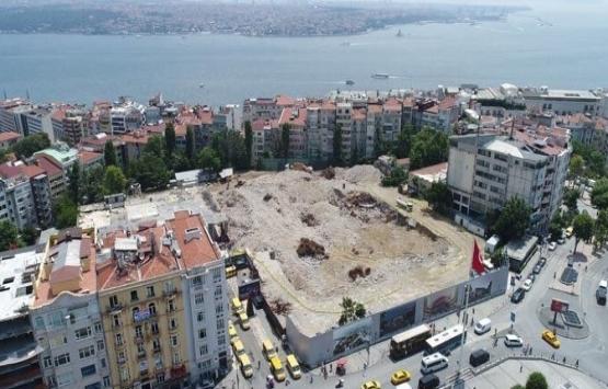 Atatürk Kültür Merkezi'nin yıkımı tamamlandı!