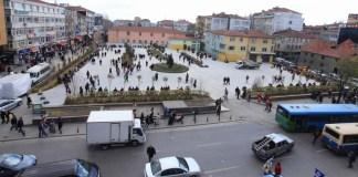 İstanbul meydanları