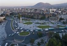Kayseri'de Satılık Akaryakıt Arsası