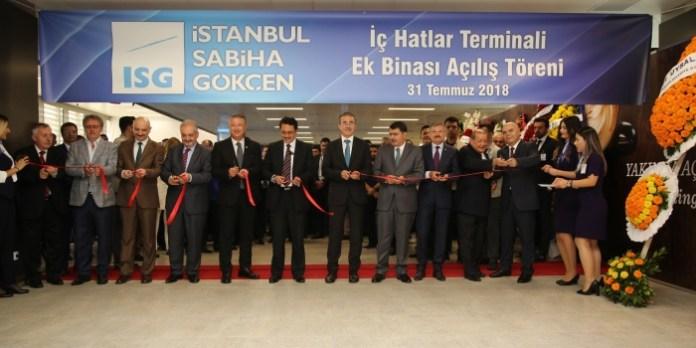 Sabiha Gökçen Yeni Terminali