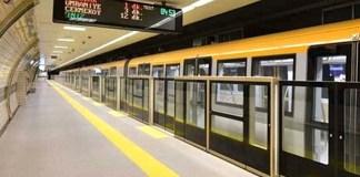 Üsküdar Çekmeköy Metro