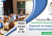 Gayrimenkul Dijital Pazarlama Eğitimi