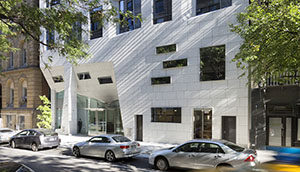 Xavier High School Addition Opens Inside New York Condominium