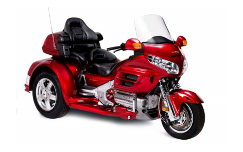 Honda Goldwing Motorcycles