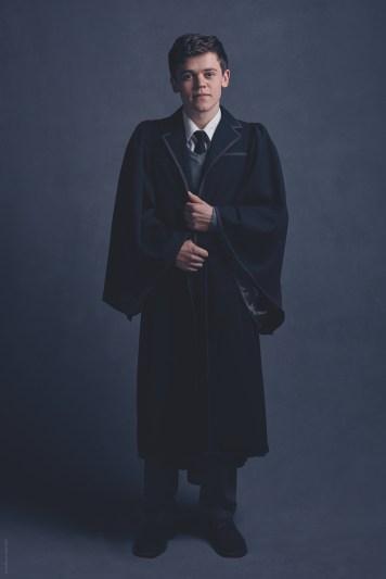 Albus (Sam Clemmett)