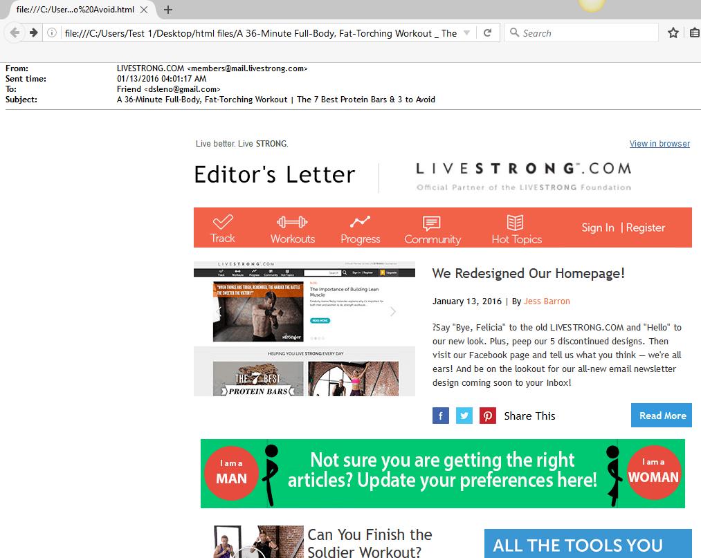 Convert Eml Eml Viewer Working With Eml Email Files