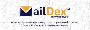 MailDex software logo