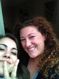 Marina d'Amico et Emma Shaka