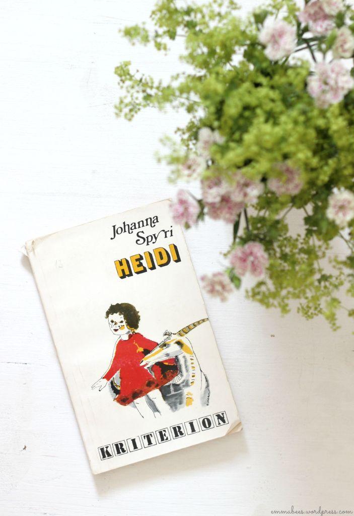 Heidi in den Bergen…