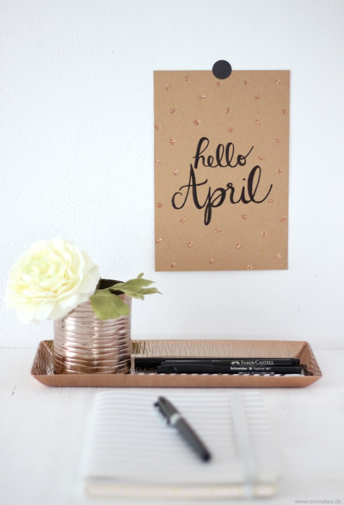 EmmaBee Handlettering Tipps