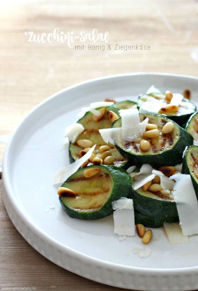 Warmer Zucchinisalat 1