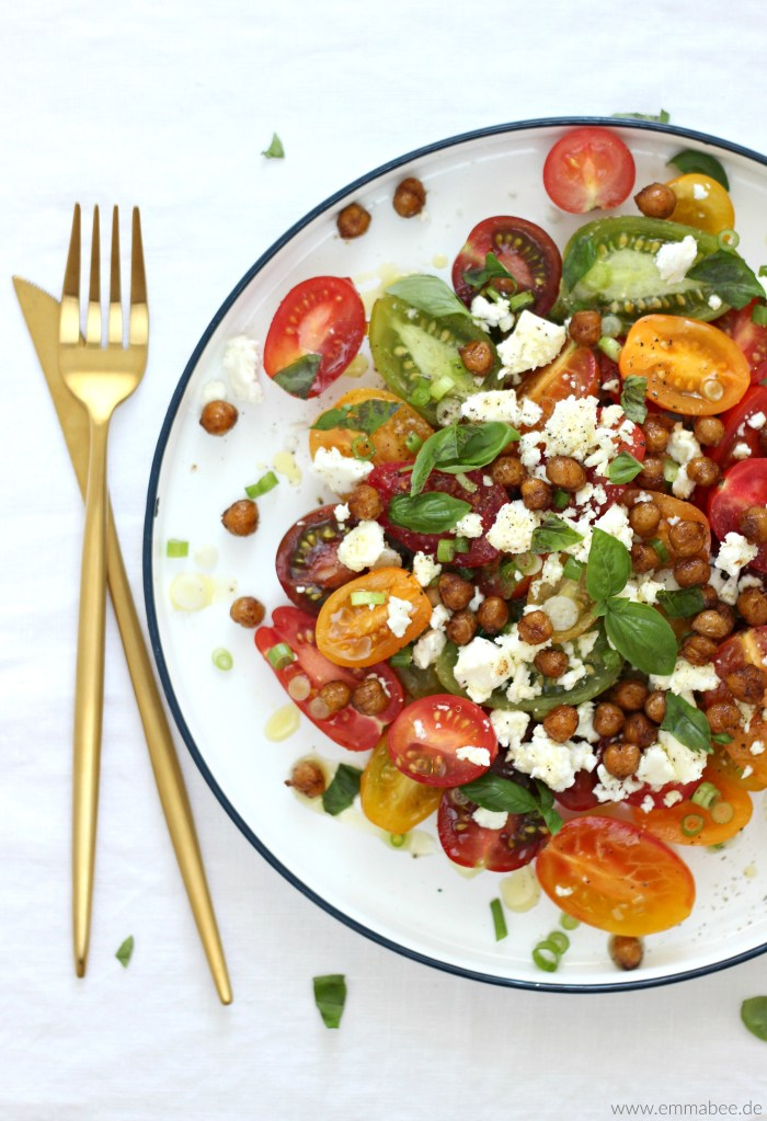 EmmaBee Rezept Tomatensalat