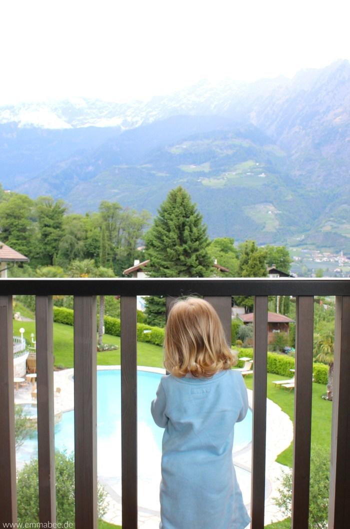 EmmaBee Unterwegs Südtirol la maiena life resort
