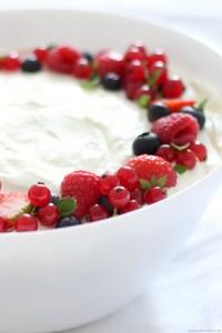 EmmaBee Rezept Beeren-Trifle