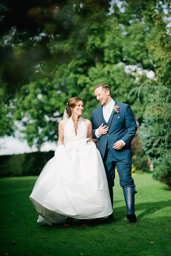 Garstang hotel wedding photographer