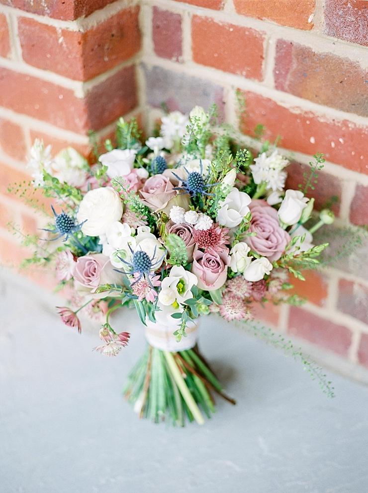 andrew fleming florist wedding bouquet