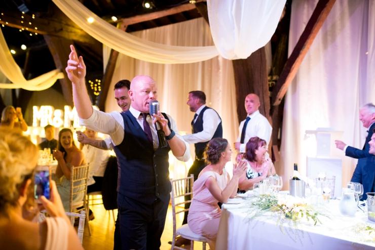 rivington wedding singer