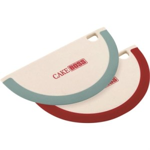 Cake Boss 2 Piece Bowl Scrapers
