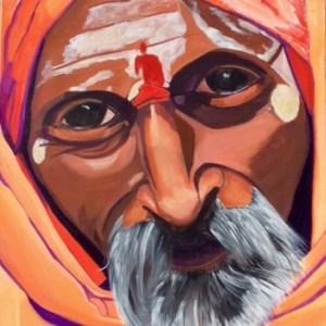 Tout est Un, le saddhu au Yogi