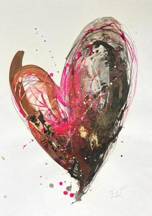 emma de polnay Love and ways giclee print