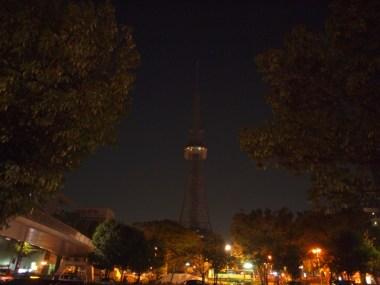 Night time In Nagoya