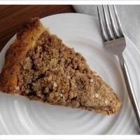 Sugar Pie Honey Bunch - Apple Crumble Pie