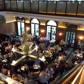 German Gymnasium D&D Kings Cross London Birthday Dinner Restaurant