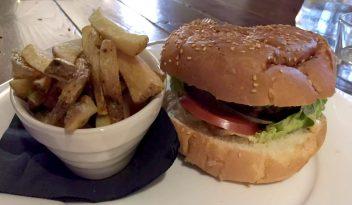 Great Northern Pub St Albans Summer Menu Burger Beef Chips