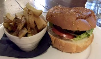 Great Northern Pub St Albans Summer Menu Burger Beef Chips