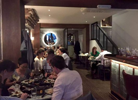 The Ninth Charlotte St Fitzrovia London Mediterranean Tapas Restaurant Jun Tanaka