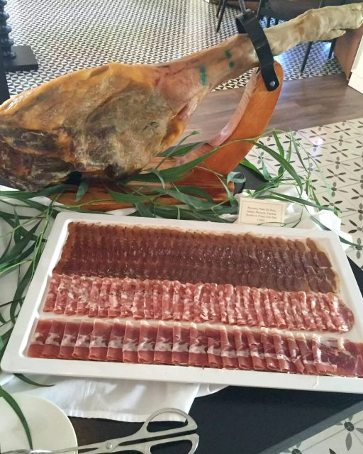 Bovino Love Brunch Quinta do Lago Algarve Portugal Pool Party Charcuterie Jamon Salami Bresaola