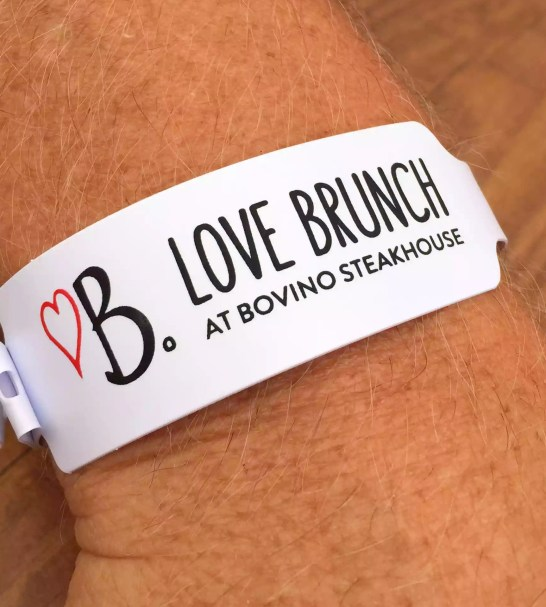 Bovino Love Brunch Quinta do Lago Algarve Portugal Pool Party Bracelet