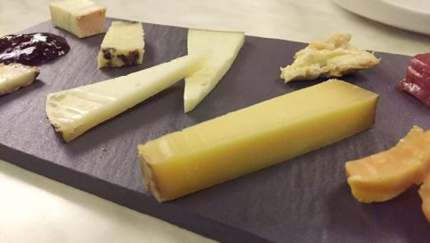 Enoteca MF Cadaques by Emma Eats & Explores - Restaurant Review - Tapas - Catalonia - Spain - Selection of Cheese