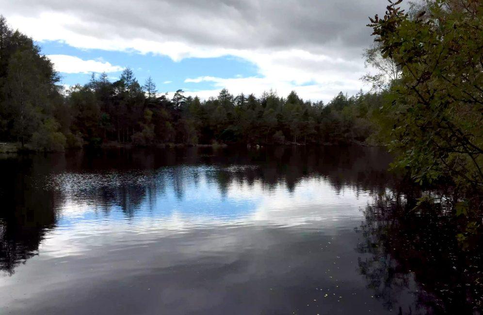 Walk to High Dam, Lake District, Cumbria, England by Emma Eats & Explores