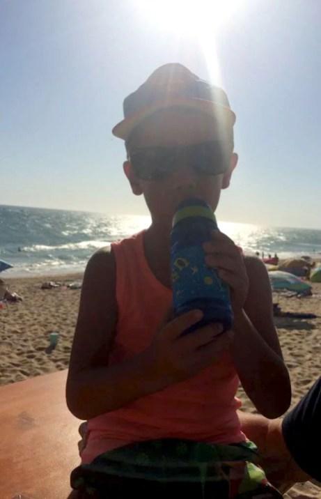 3moco Beach Bar - Praia d'ancao, Algarve, Portugal by Emma Eats & Explores