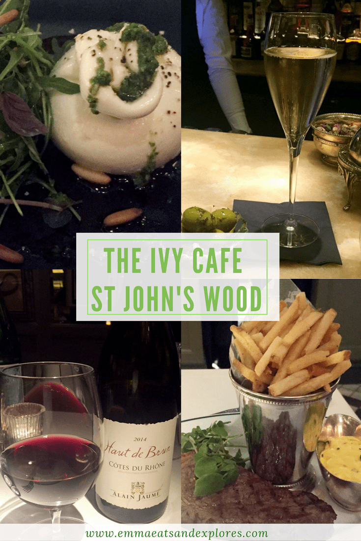 The Ivy Cafe – St John's Wood, London