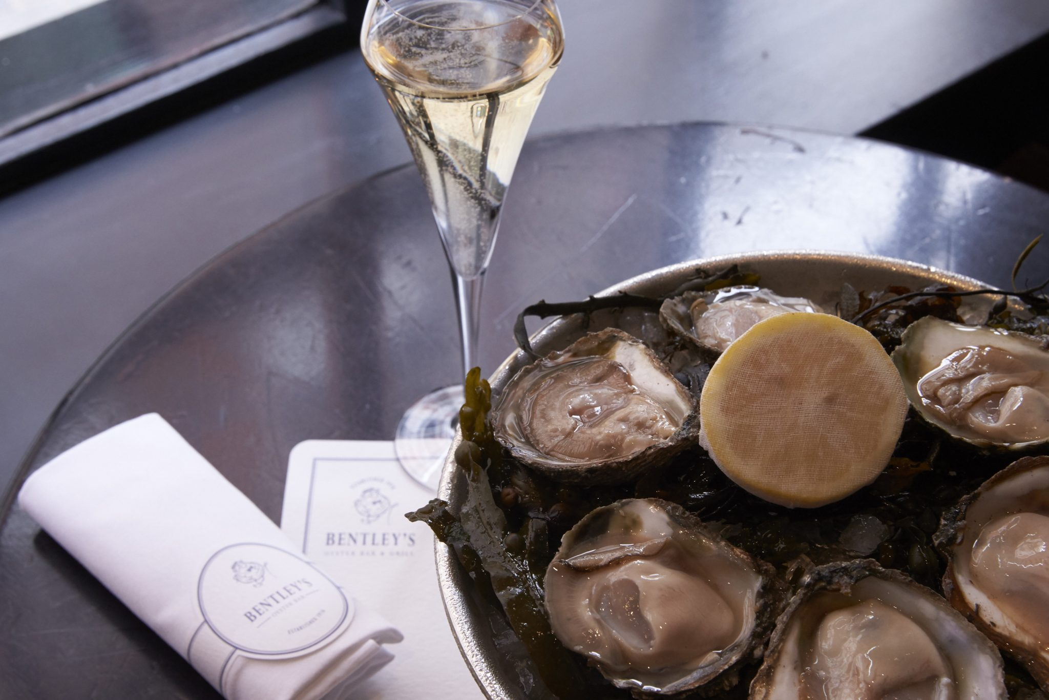 Oyster Masterclass at Bentley's Oyster Bar & Grill