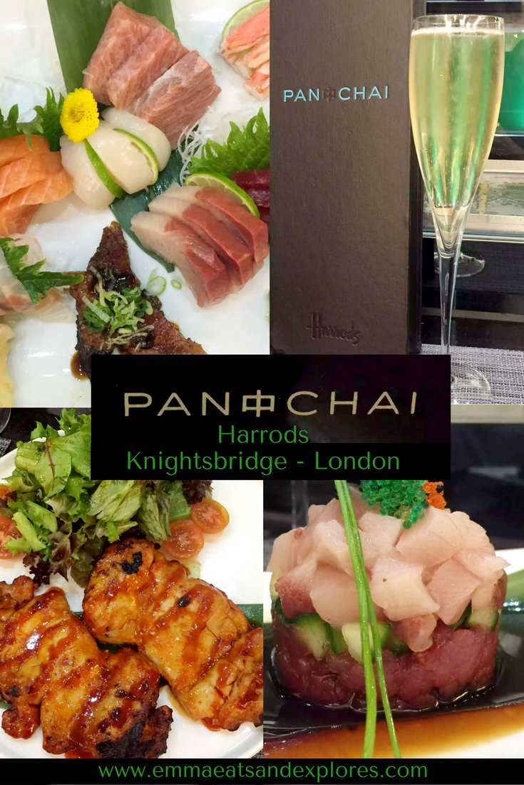 Pan Chai – Harrods – Knightsbridge, London