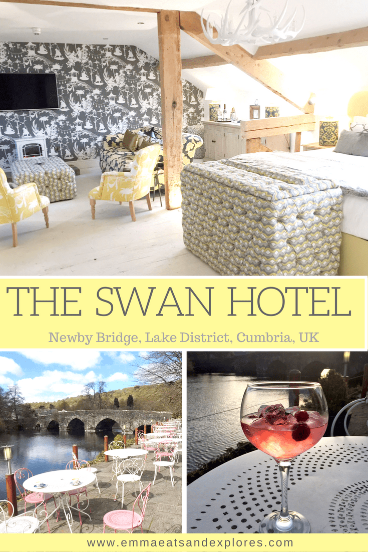 The Swan Hotel Newby Bridge, Lake District, Cumbria
