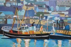 Cornish Harbour 1