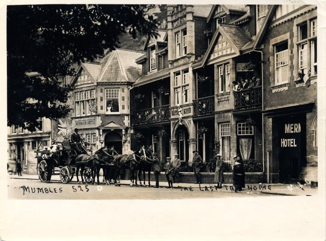 Photograph of Edwardian Mermaid Hotel Mumbles