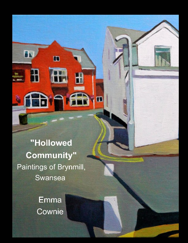 Paintings now available as magazine book on Blurb