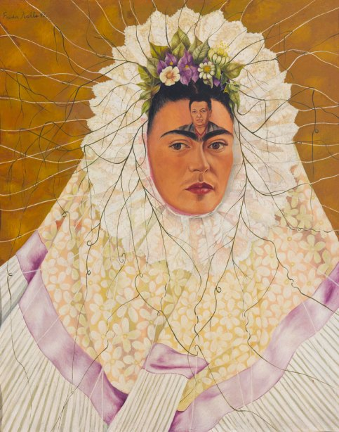 Frida-Kahlo-Self-Portrait