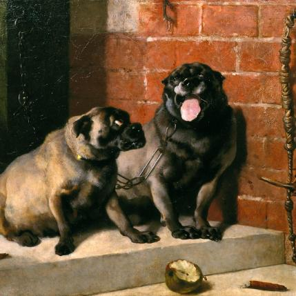 Uncle Tom Sir Edwin Henry Landseer 1802-1873 Presented by Sir Henry Tate 1894 http://www.tate.org.uk/art/work/N01533