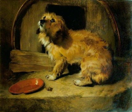 sir-edwin-henry-landseer-theres-no-place-like-home-1842