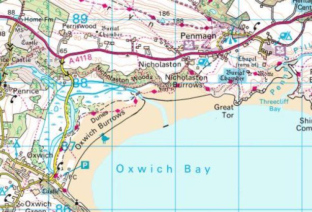 Oxwich Map.JPG
