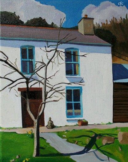 Pwll Du Cottage