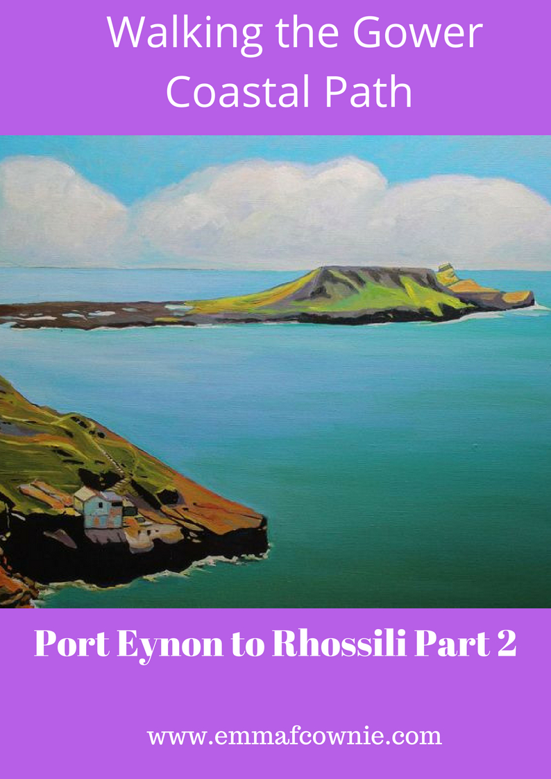 Walking the Gower Coast: Port Eynon to Rhossili Part 2